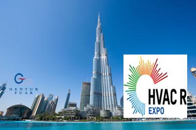 Hvac R Expo Dubai 2021 Isıtma, Soğutma ve İklimlendirme Fuarı