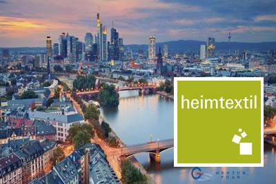 Heimtextil Frankfurt 2022 Ev Tekstili ve Konfeksiyon Ürünleri Fuarı
