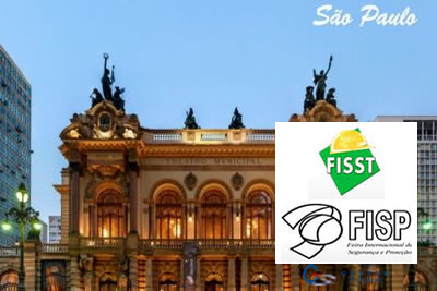 Fisp Brezilya 2021 Güvenlik, Afet Kontrol Fuarı