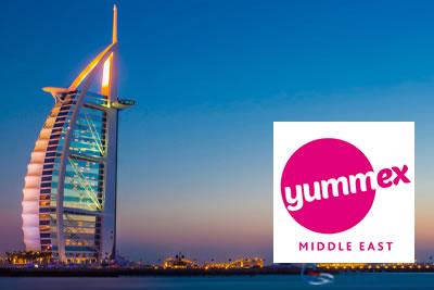 Yummex Dubai 2021 Gıda ve Şekerleme Fuarı
