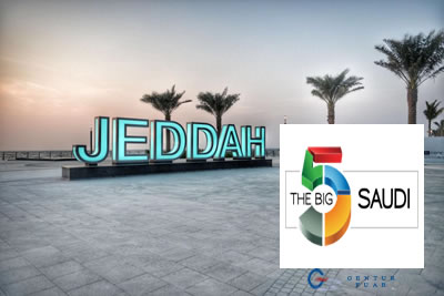 The Big 5 2022 Suudi Arabistan İnşaat ve İnşaat Makinaları Fuarı