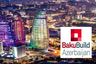 Bakubuild Baku 2021 İnşaat Teknolojisi ve Ekipmanları Fuarı