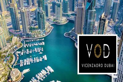 Vod-Vicenzaoro Dubai 2019  Altın Takı Saat, El Sanatları Fuarı