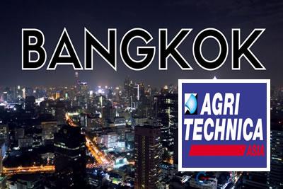 Agritechnica Asia 2022 Bangkok Tarım, Tarım Makina ve Ekipman Fuarı