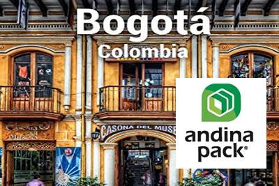 Andina Pack Bogota 2021 Gıda İşleme ve Paketleme Makinaları Fuarı