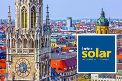 Intersolar Europe Münih 2021 Güneş Enerjisi Ve Teknolojileri Fuarı