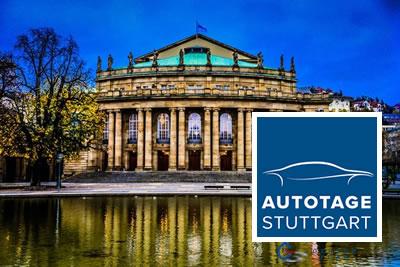 Autotage Stuttgart 2020 Otomobil, Yedek Parça ve Aksesuarları Fuarı