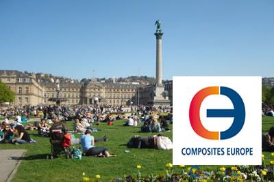 Composites Europe Stuttgart 2021 Kompzit, Kompozit Teknolojiler, Yenilikler Fuarı