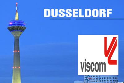 Viscom Düsseldorf 2022 Pazarlama, Reklam, Etkinlikler Fuarı