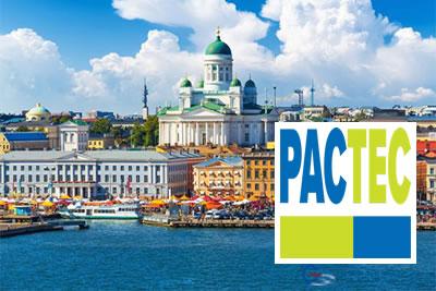 PacTec Helsinki 2022 Ambalaj, Paketleme Ekipmanları Fuarı