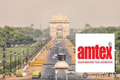 Amtex Yeni Delhi 2020 Uluslararası Takım Tezgahı Fuarı