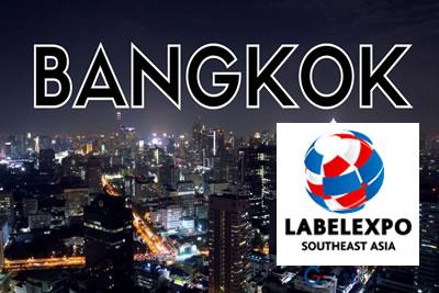 Labelexpo Bangkok 2022 Pazarlama, Reklam Fuarı