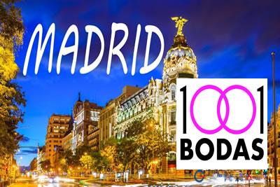 1001 Bodas Madrid 2021 Düğün ve Gelinlik Fuarı