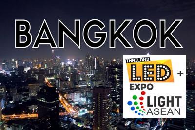 LED Expo Tayland 2021 Aydınlatma, Aydınlatma Teknolojileri Fuarı