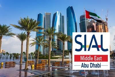 Sial Middle East 2021 Fuarı Abu DhabiGıda, Yiyecek ve İçecek Fuarı