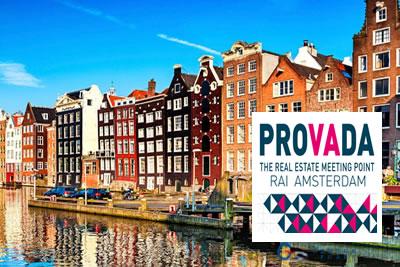 Provada Amsterdam2021 Gayrimenkul ve Yatırım Fuarı