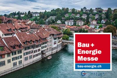 Bau+Energie Messe Berne 2021 Enerji, Konvansiyonel, Yenilenebilir Enerji Fuarı