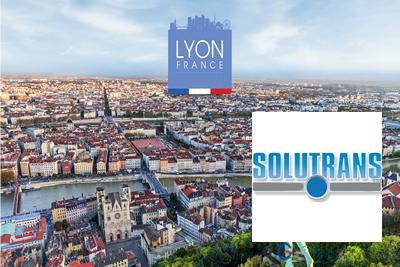 Solutrans Lyon 2021 Ticari Araç ve Taşımacılık Fuarı