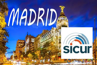 Sicur İspanya2022 Güvenlik, Afet Kontrol Fuarı