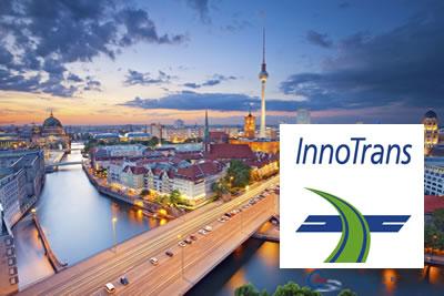 Innotrans Berlin 2022 Raylı Sistem Teknolojileri ve Taşımacılık Fuarı