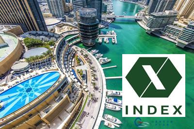 Index Dubai 2021 Mobilya ve Tasarım Fuarı