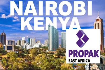 Propak East Africa 2021 Ambalaj, Paketleme Ekipmanları Fuarı