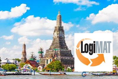 LogiMAT Bangkok 2021 Lojistik, Taşıma ve Depolama Fuarı