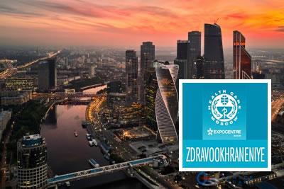 Zdravookhraneniye 2021 Moskova Uluslararası Medikal Fuarı