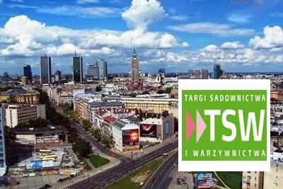 Targi TSW Varşova 2022 Taze Meyve, Sebze ve Gıda Fuarı
