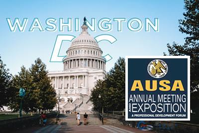 AUSA Annual Meeting & Exposition 2021 Savunma Teknolojisi Fuarı