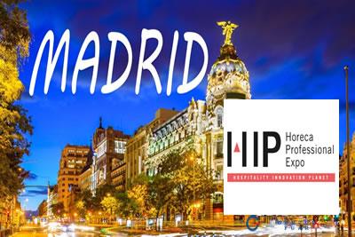 Hip Madrid 2022 Otel ve Catering, Mağaza Dizaynı Fuarı
