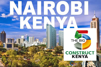 Big 5 Construct Kenya 2021 Nairobi İnşaat ve İnşaat Makinaları Fuarı