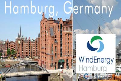 Windenergy Hamburg 2022 Rüzgar Enerji Sistemleri Fuarı