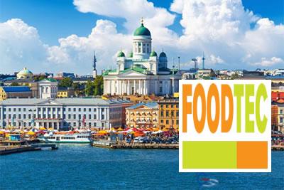 Foodtec Helsinki 2022 Uluslararası Gıda, Yiyecek ve İçecek Fuarı
