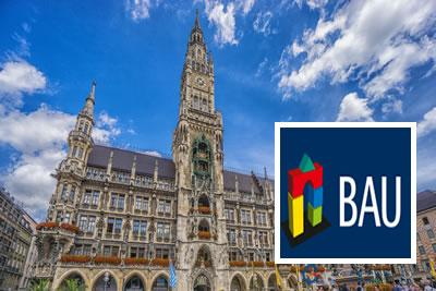BAU Münih  2023 Fuarı Münih İnşaat ve iş Makinası Fuarı
