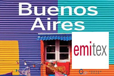 Emitex Buenos Aires 2022 Ev Tekstili ve Konfeksiyon Ürünleri Fuarı