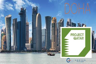 Project Qatar 2021 Doha İnşaat ve İnşaat Makinaları Fuarı