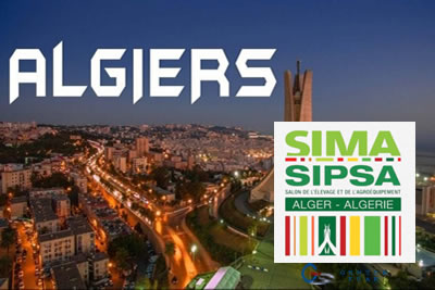 Sipsa Sima Algiers 2020 Tarım, Hayvancılık Fuarı