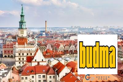 Budma Polonya 2021 İnşaat, İnşaat Malzemeleri ve İş Makinaları Fuarı