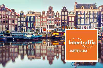 Intertraffic Amsterdam 2022Trafik ve Taşımacılık Altyapıları Tasarım Fuarı
