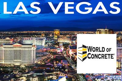 World of Concrete Las Vegas 2021 İnşaat ve İnşaat Makinaları Fuarı