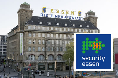 Security Essen 2022 Güvenlik, Afet Kontrol Fuarı
