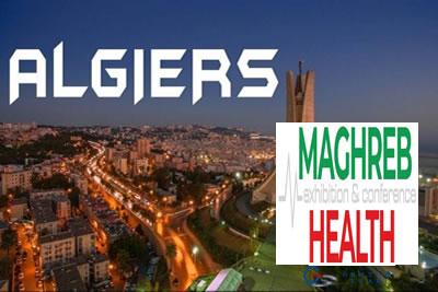 MAGHREB Algiers Health 2021 Medikal Ürünler ve Sağlık Ekipmanları Fuarı