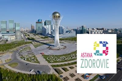 Zdorovie Astana 2021 Medikal, Sağlık, İlaç Sanayii Fuarı