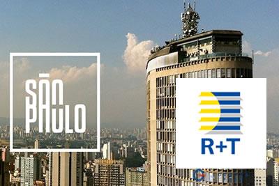 R+T South America 2020 Kapı, Pencere ve Güneş Koruma Sistemleri Fuarı