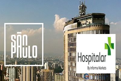 HospitalarBrezilya 2021 Medikal Ürünler ve Sağlık Ekipmanları Fuarı