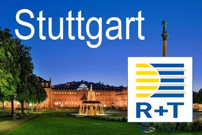 R+T Stuttgart 2022 Kapı, Pencere ve Güneş Koruma Sistemleri Fuarı