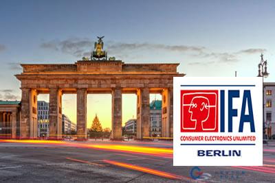 Ifa Berlin 2021 Tüketici Elektroniği, Yayın ve Televizyon Teknolojisi Fuarı