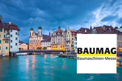 Baumag İsviçre 2022 İnşaat, İnşaat Malzemeleri ve İş Makinaları Fuarı