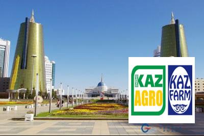 Kazagro - Kazfarm Astana 2021 Tarım ve Hayvancılık Fuarı